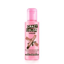 Bottle of Rose Gold Crazy Colour hair dye